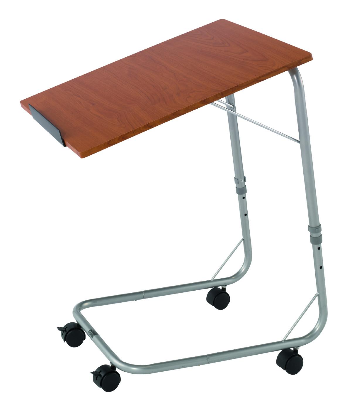 Beistelltisch Holz Auf Rollen ~ Beistelltisch Rollen Krankenbett fahrbar hoehenverstellbar Holz Tisch