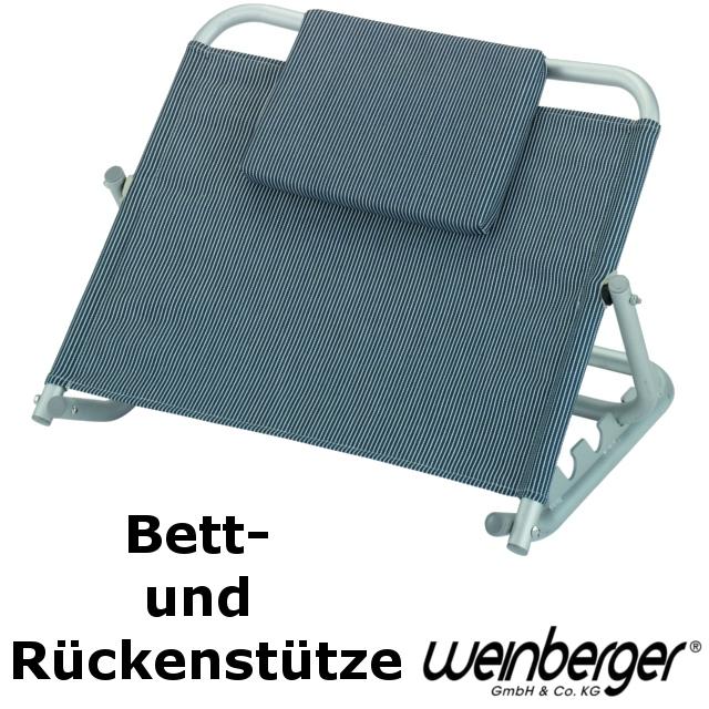bett und r ckenst tze weinberger bettst tze st tze f r r cken betthilfe. Black Bedroom Furniture Sets. Home Design Ideas